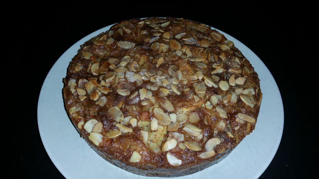 Gâteau aux pommes … sans gluten