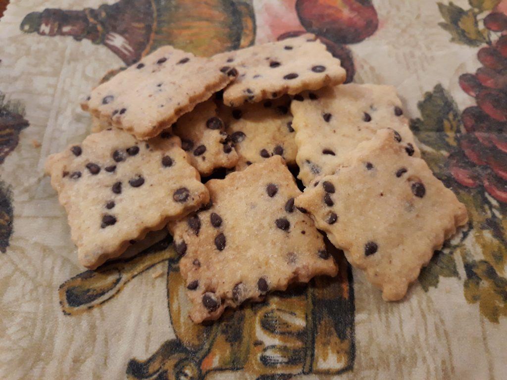 Notre goûter zéro déchet : les biscuits
