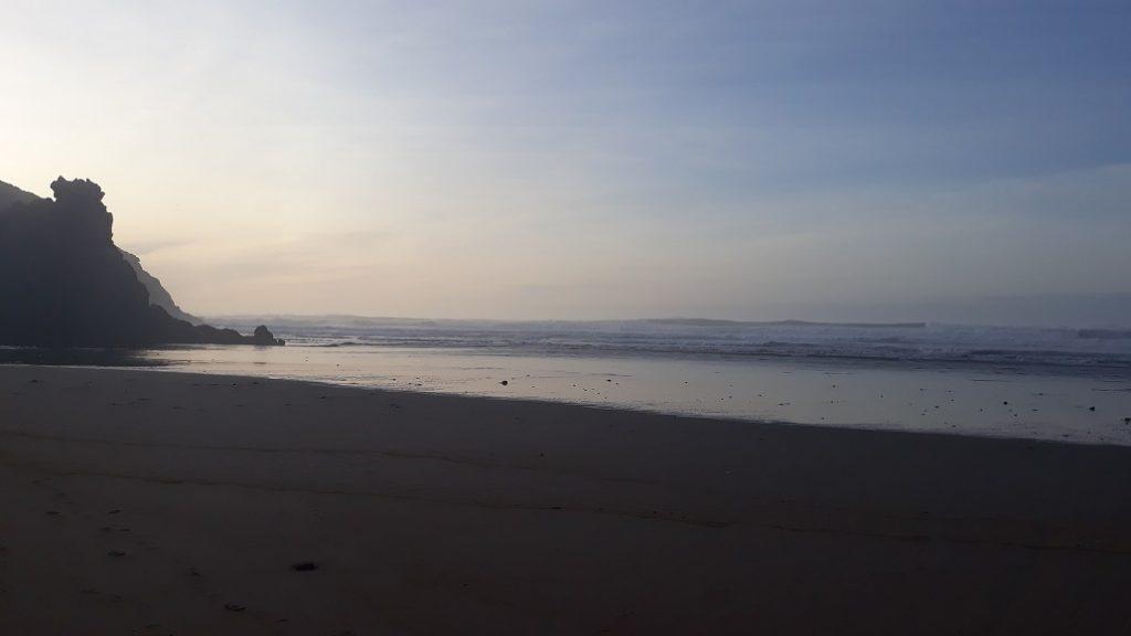 L'océan après le désert, changement de décor !