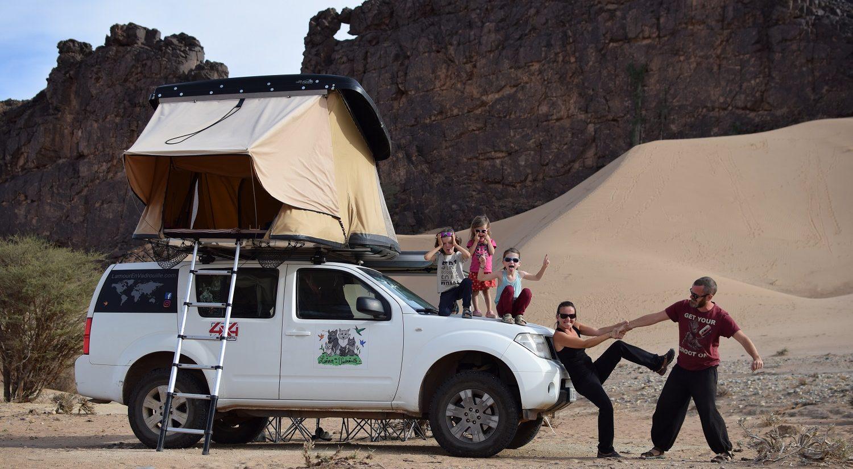 Les aventures de notre meute sur les routes du monde