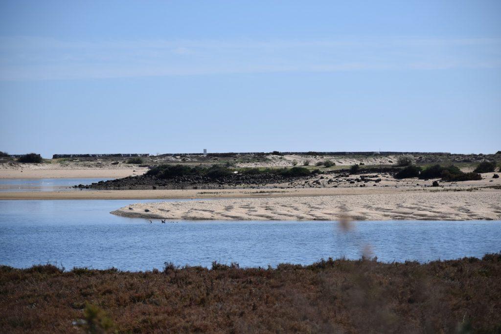 La lagune de Tavira