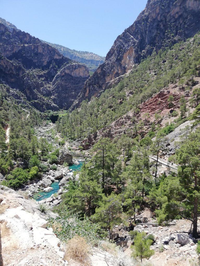 Cascades Yerköprü