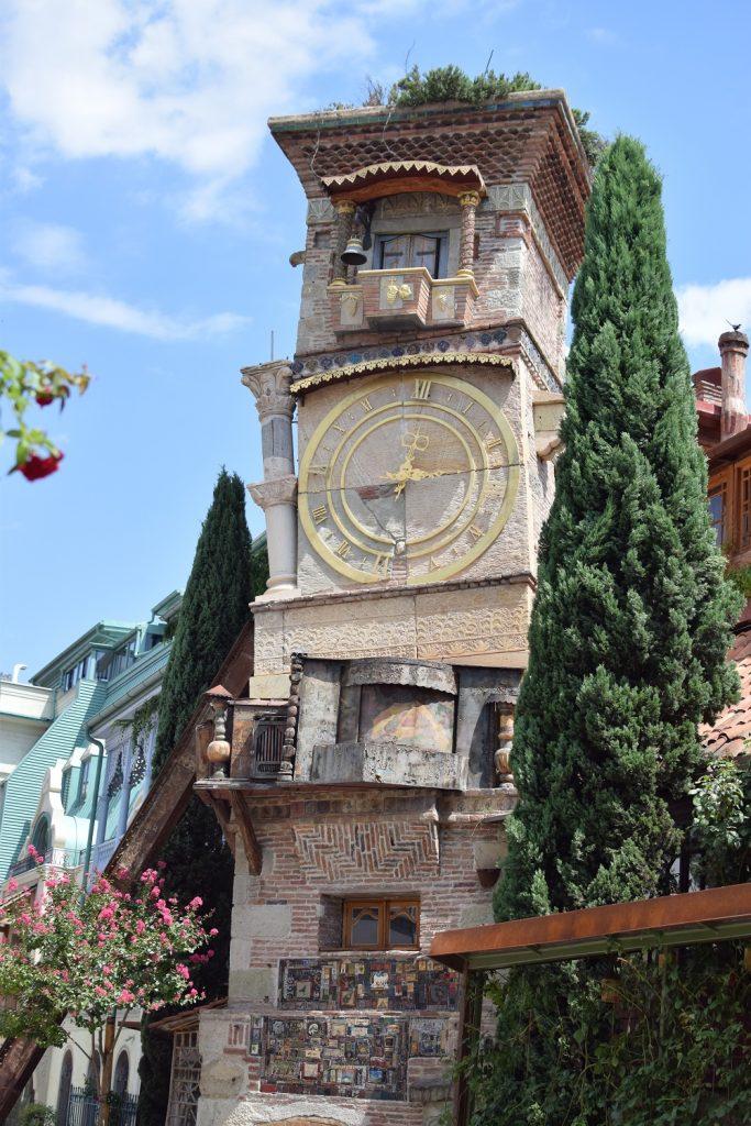 Tour horloge Tbilissi