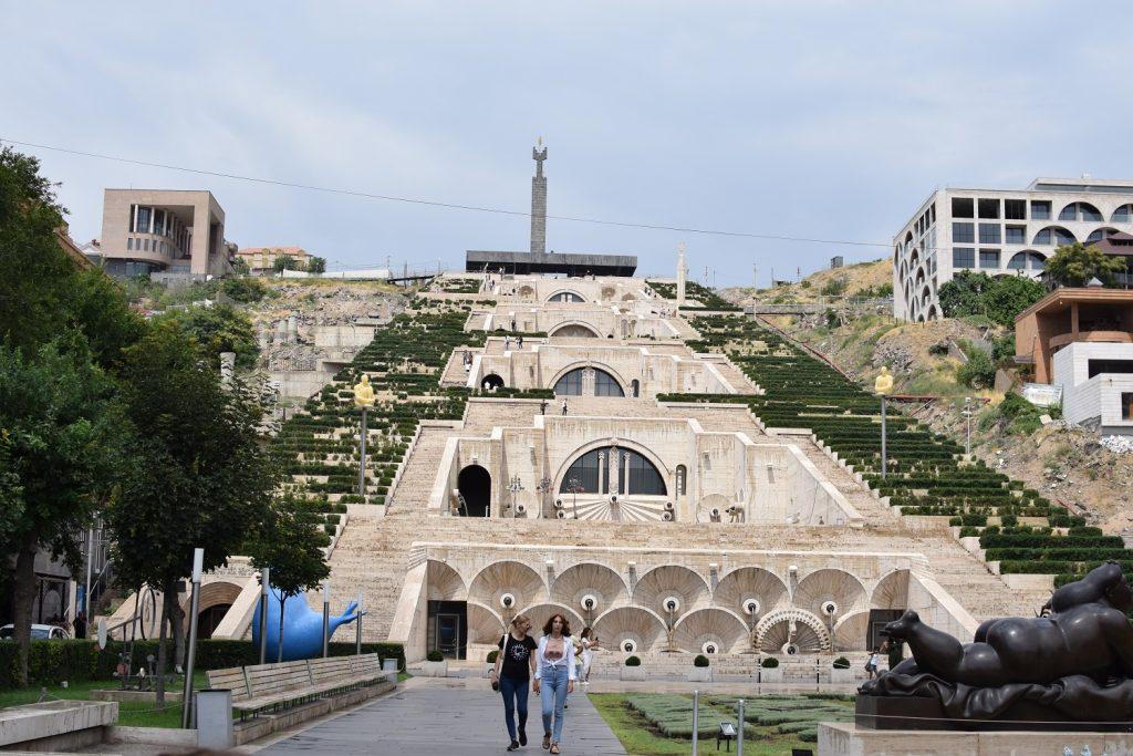 Yerevan capitale Arménie