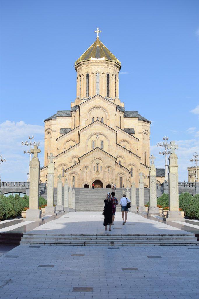 Cathédrale Trinité Tbilissi
