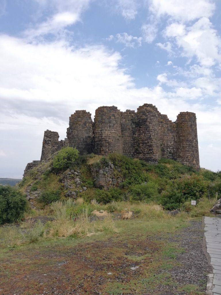 Forteresse Arménie