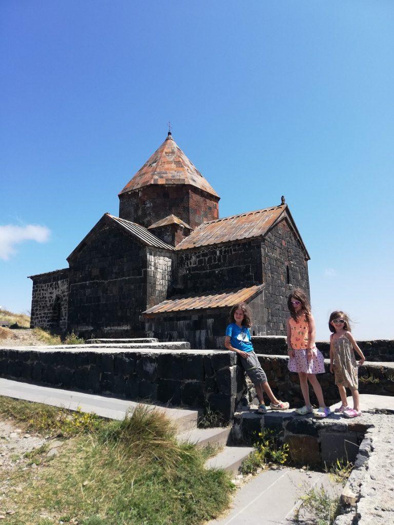 monastère de Sevanavank