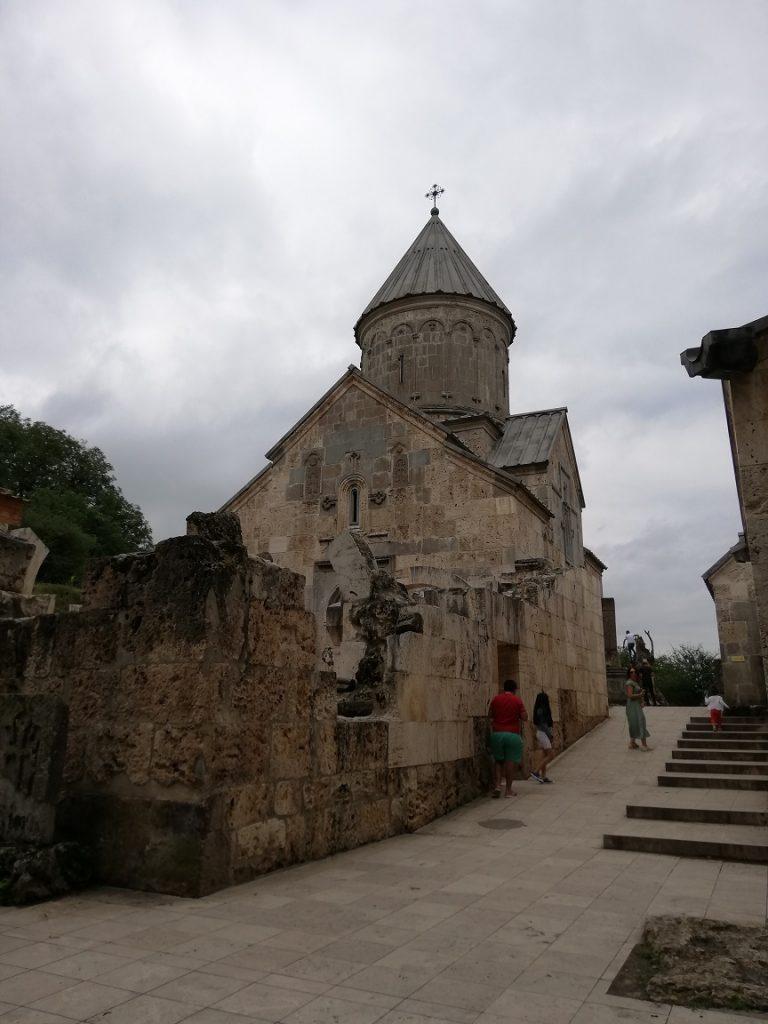 monastère de Haghartsine