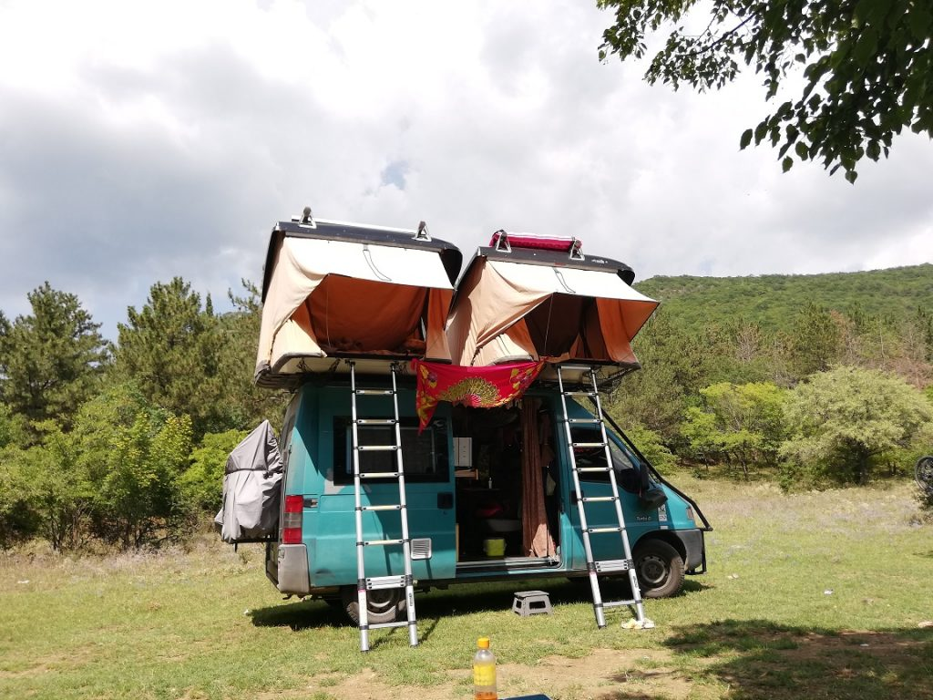 Parc national Tbilissi