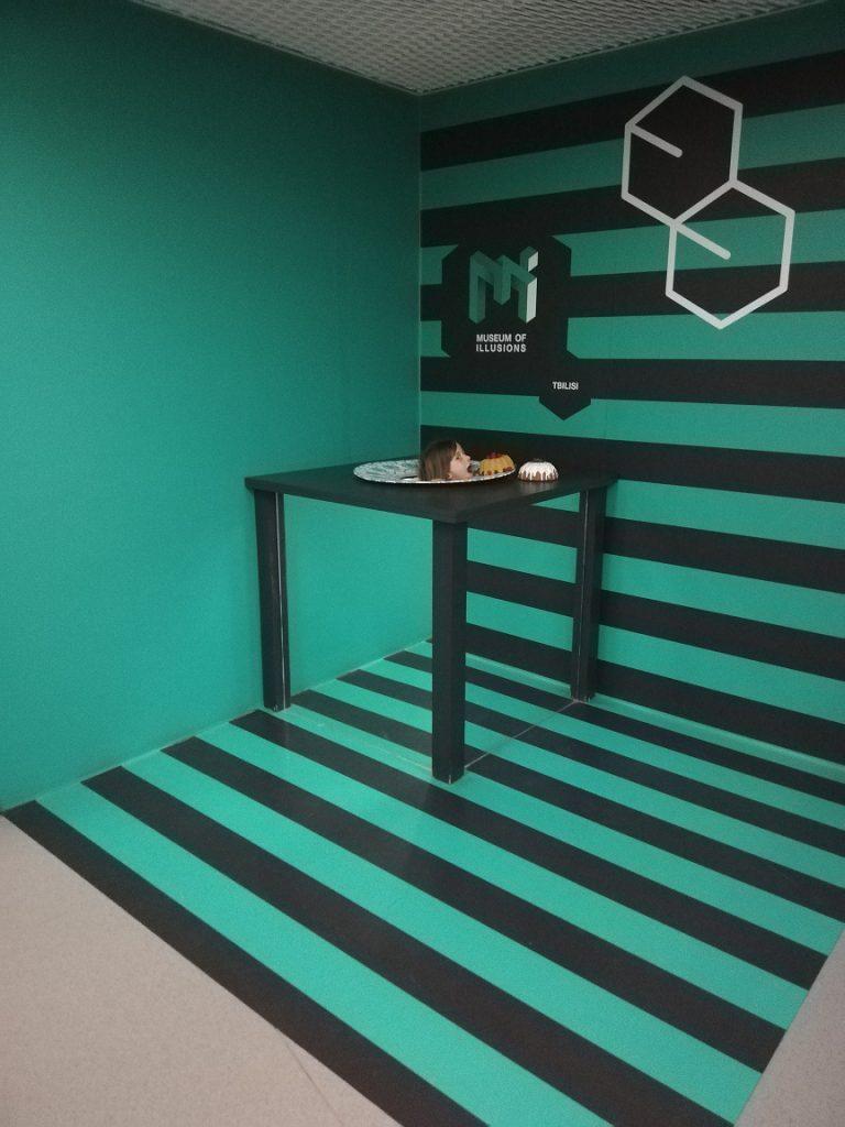 Musée illusion Tbilissi