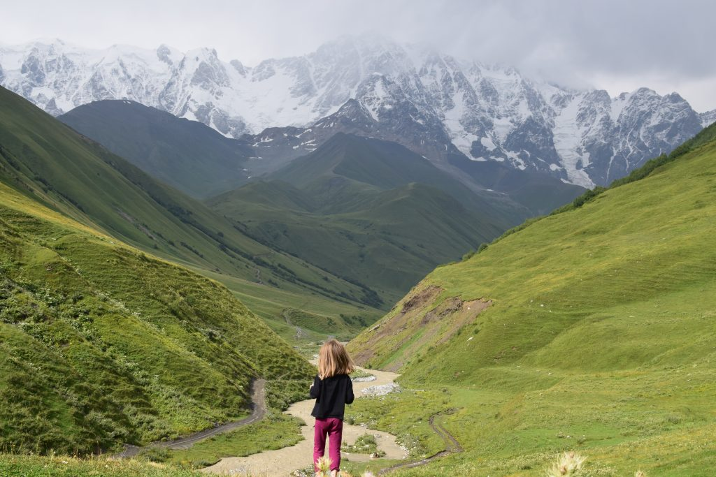 Mission Ushguli ! Sur les pistes du Caucase.